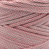 Трикотажный шнур для вязания с люрексом Therapy Yarn Pasakli коралловый 11481