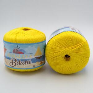 Пряжа Himalaya Bikini 80602 желтый