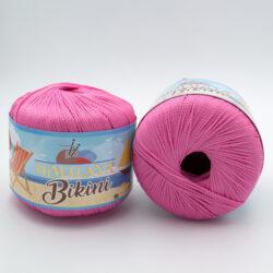 Пряжа  Himalaya Bikini 80605 розовый