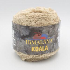 Пряжа плюшевая Himalaya Koala 75730 бежевый