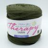 Трикотажная пряжа Therapy Yarn хаки