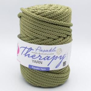 Шнур для вязания Therapy Yarn Pasakli зеленый