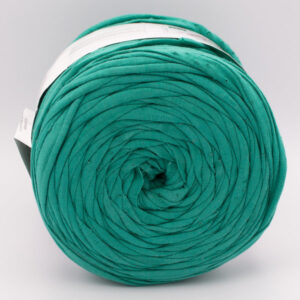 Трикотажная пряжа Therapy Yarn зеленая бирюза