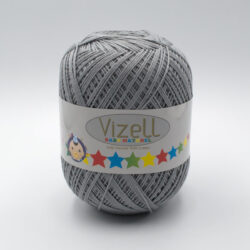 Пряжа Vizell Baby Naturel 704 серый