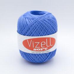 Пряжа Vizell Soft 530 голубой