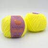 Пряжа Gazzal Baby Love 1607 лимонный желтый
