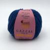 Пряжа Gazzal Baby Love 1619 темно-синий 12691