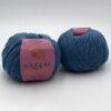 Пряжа Gazzal Baby Love 1622 темно-голубой джинс