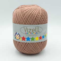 Пряжа Vizell Baby Naturel 883 бежевый