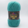 Пряжа Himalaya Lana Lux 800 74615 бирюза