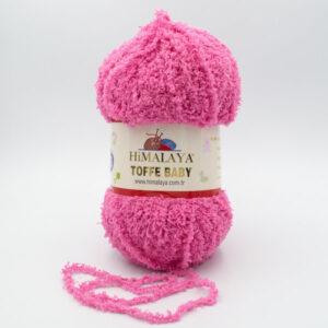 Пряжа плюшевая Himalaya Toffee Baby 78105 розовый