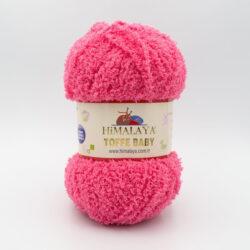 Пряжа плюшевая Himalaya Toffee Baby 78106 кораллово-розовый