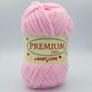 Пряжа Premium Baby Love 303 розовый зефир