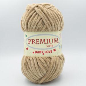Пряжа Premium Baby Love 317 бежевый