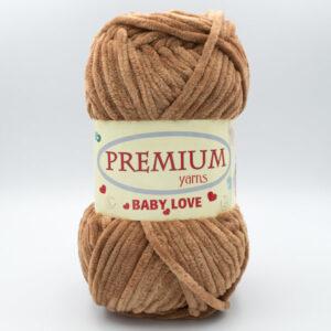 Пряжа Premium Baby Love 337 бежевый