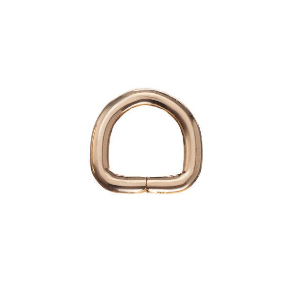 Полукольцо 2.8 см золото