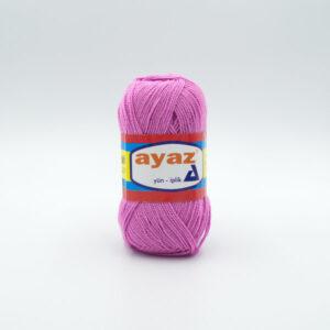 Пряжа Etamin Ayaz розово-сиреневый