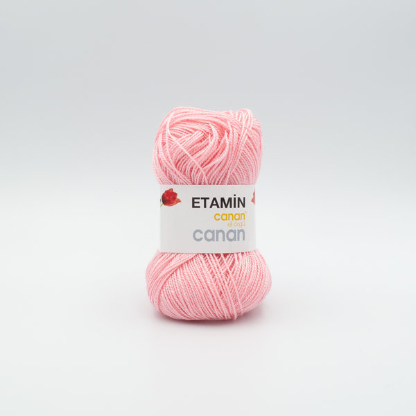 Пряжа Etamin Canan нежно-розовый