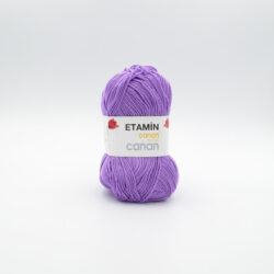 Пряжа Etamin Canan сиреневый E-106