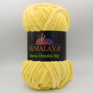 Пряжа плюшевая Himalaya Bursa Big желтый