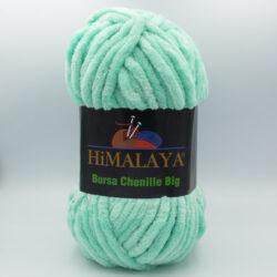 Пряжа плюшевая Himalaya Bursa Big бирюза