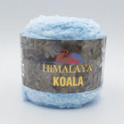 Пряжа плюшевая Himalaya Koala 75718 нежно-голубой