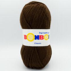 Пряжа Nako Bonbon Classic 98219 шоколад
