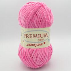Пряжа Premium Baby Love 309 розовый