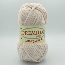 Пряжа Premium Baby Love 342(353) светлый беж