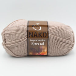 Пряжа Nako Superlambs Special 1199 беж