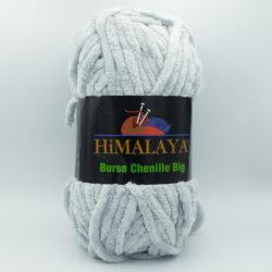 Пряжа плюшевая Himalaya Bursa Big светло серый