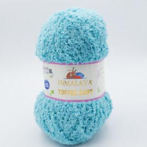 Пряжа плюшевая Himalaya Toffee Baby 78116 бирюза