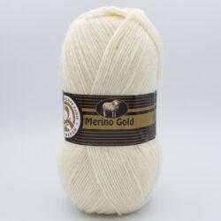 Пряжа Madame Tricote Merino Gold 004 молочный