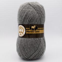 Пряжа Madame Tricote Merino Gold 008 серый