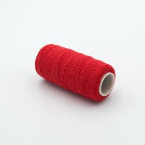 Нитка-резинка красная