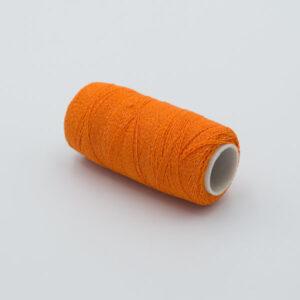 Нитка-резинка оранжевый