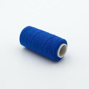 Нитка-резинка синяя