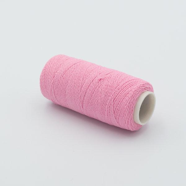 Нитка-резинка светло-розовая
