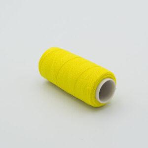Нитка-резинка желтая