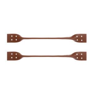 Комплект ручек для корзин пришивные Браун 23 см