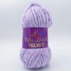 Пряжа плюшевая Himalaya Velvet 90005 нежная сирень