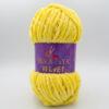 Пряжа плюшевая Himalaya Velvet 90013 желтый