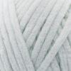 Пряжа плюшевая Wolans Bunny Baby 10003 светло-серый (мятный оттенок) 18258