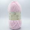 Пряжа плюшевая Wolans Bunny Baby 10004 розовый зефир