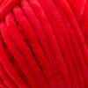 Пряжа плюшевая Wolans Bunny Baby 10008 красный 18382