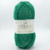 Пряжа плюшевая Wolans Bunny Baby 10026 зеленый