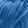 Пряжа плюшевая Wolans Bunny Baby 10035 сине-голубой 18290