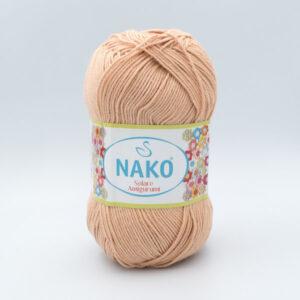 Пряжа Nako Solare Amigurumi 10687 персиково-бежевый