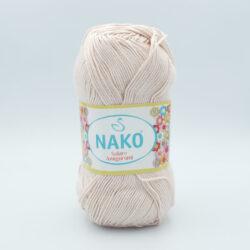 Пряжа Nako Solare Amigurumi 10889 светло-бежевый