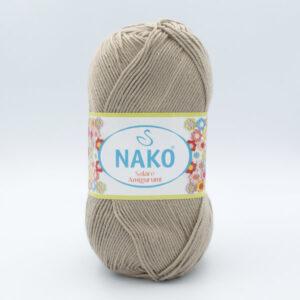 Пряжа Nako Solare Amigurumi 257 бежевый